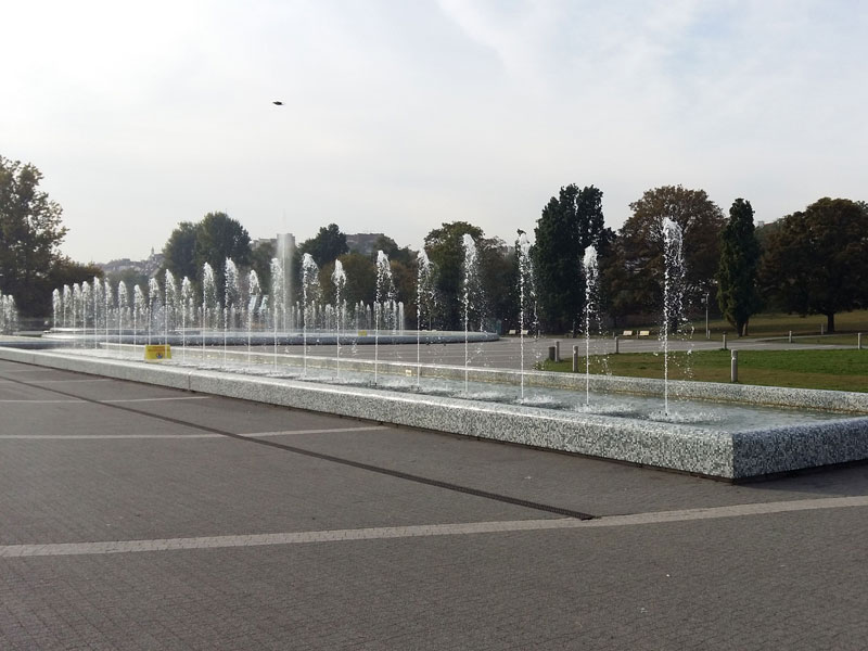 The Multimedia Fountain Park